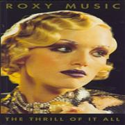 Roxy Music The Thrill Of It All UK 4-CD set