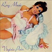 Click here for more info about 'Roxy Music - Virginia Plain + Sleeve'