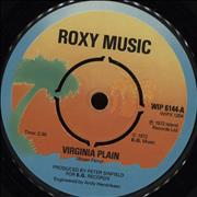 Click here for more info about 'Roxy Music - Virginia Plain - 2nd'