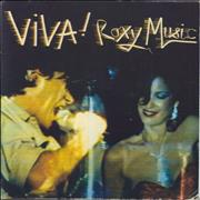 Click here for more info about 'Roxy Music - Viva! Roxy Music - EX'