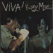 Click here for more info about 'Viva! Roxy Music - Laminated'
