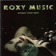 Click here for more info about 'Roxy Music - World Tour 2001 + Ticket stub'