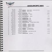 Click here for more info about 'Roxy Music - World Tour 2001 - UK/Europe'