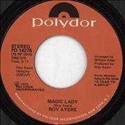 Click here for more info about 'Roy Ayers - Magic Lady / No Question'