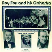 Click here for more info about 'Roy Fox - With Vocal Refrain'