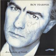 Click here for more info about 'Roy Harper - ... Descendants Of Smith - Autographed'