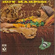 Click here for more info about 'Roy Harper - Flat Baroque And Berserk - 1st - VG'