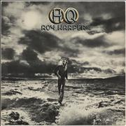 Click here for more info about 'Roy Harper - HQ - 1st + Inner - EX'