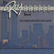 Click here for more info about 'Roy Harper - No-One Ever Gets Out Alive - P/s'