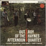 Click here for more info about 'Roy Haynes - Out Of The Afternoon - 1st'