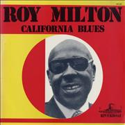 Click here for more info about 'Roy Milton - California Blues'