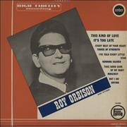 Roy Orbison And Others UK vinyl LP