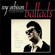 Roy Orbison Ballads - 22 Classic Love Songs UK vinyl LP