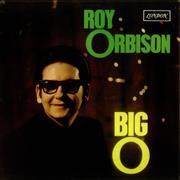 Roy Orbison Big O UK vinyl LP