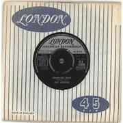 """Roy Orbison Crawling Back UK 7"""" vinyl"""