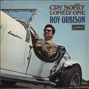Click here for more info about 'Roy Orbison - Cry Softly Lonely One - Ex'