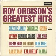 Click here for more info about 'Roy Orbison - Greatest Hits'