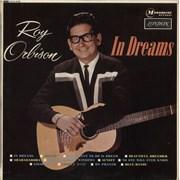 Roy Orbison In Dreams - 1st UK vinyl LP