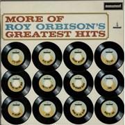 Roy Orbison More Of Roy Orbison's Greatest Hits UK vinyl LP
