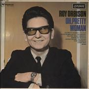 Roy Orbison Oh, Pretty Woman - VG UK vinyl LP