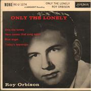 Click here for more info about 'Roy Orbison - Only The Lonely EP'