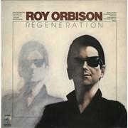Roy Orbison Regeneration UK vinyl LP
