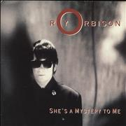 Click here for more info about 'Roy Orbison - She's A Mystery To Me - Wide Injection'