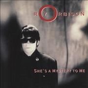 Click here for more info about 'Roy Orbison - She's A Mystery To Me - Solid'