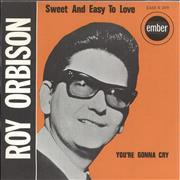 Click here for more info about 'Roy Orbison - Sweet And Easy To Love'