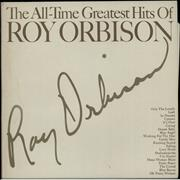 Click here for more info about 'Roy Orbison - The All-Time Greatest Hits - EX'