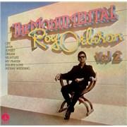 Roy Orbison The Monumental Roy Orbison Volume II UK vinyl LP