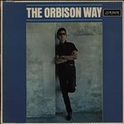 Roy Orbison The Orbison Way UK vinyl LP
