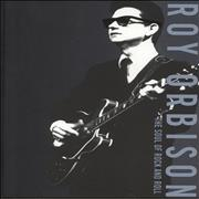 Roy Orbison The Soul Of Rock And Roll UK 4-CD set