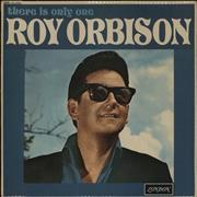Roy Orbison There Is Only One Roy Orbison UK vinyl LP