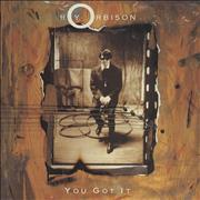 Click here for more info about 'Roy Orbison - You Got It'