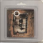 "Roy Orbison You Got It UK 3"" CD single"