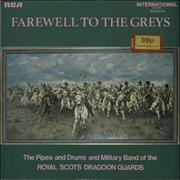 Click here for more info about 'Royal Scots Dragoon Guards - Farewell To The Greys'