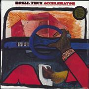 Click here for more info about 'Royal Trux - Accelerator - Pink vinyl'