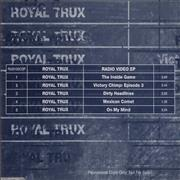 Click here for more info about 'Royal Trux - Radio Video EP'