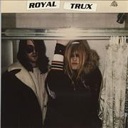 Click here for more info about 'Royal Trux - Steal Yr Face - Purple Vinyl'