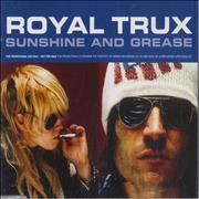Click here for more info about 'Royal Trux - Sunshine And Clouds'