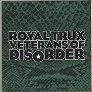 Click here for more info about 'Royal Trux - Veterans Of Disorder - Sealed'
