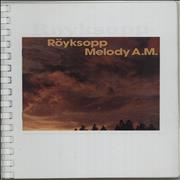 Click here for more info about 'Royksopp - Melody A.M. Tour - Spring 2002'