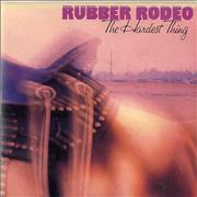 Click here for more info about 'Rubber Romeo - The Hardest Thing - Gatefold'