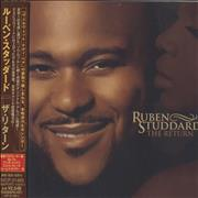 Click here for more info about 'Ruben Studdard - The Return'