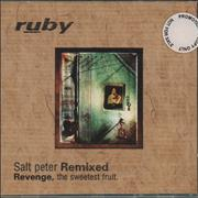 Click here for more info about 'Ruby - Salt Peter Remixed [Revenge, The Sweetest Fruit]'