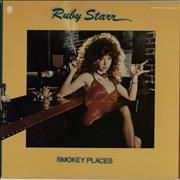 Click here for more info about 'Ruby Starr - Smokey Places'