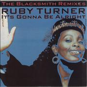 Click here for more info about 'Ruby Turner - It's Gonna Be Alright'