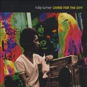 Click here for more info about 'Ruby Turner - Living For The City'