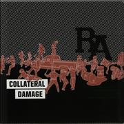 Click here for more info about 'Rude Awakening - Collaterall Damage - White Vinyl'